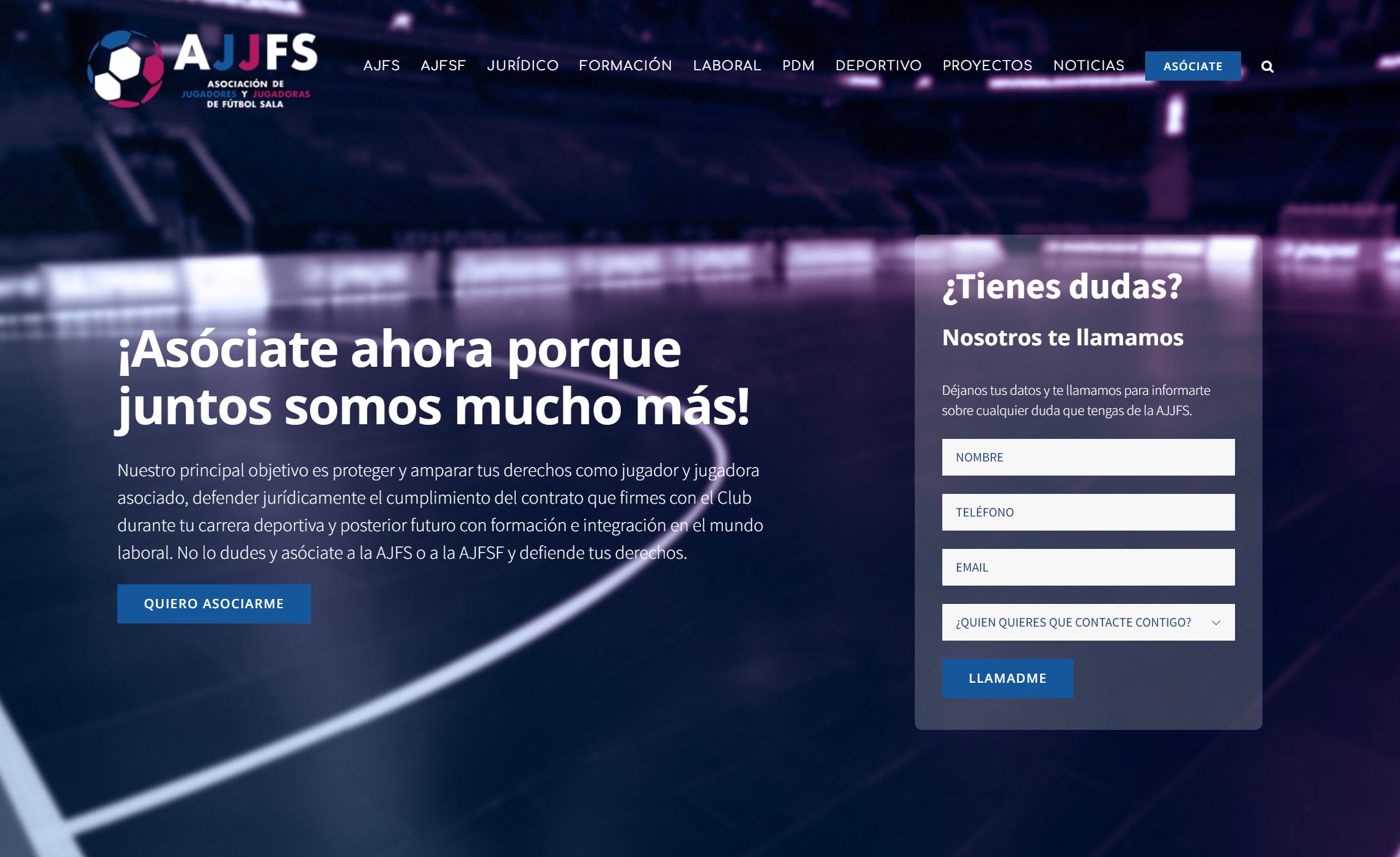 Asociación de Jugadores de Futbol Sala