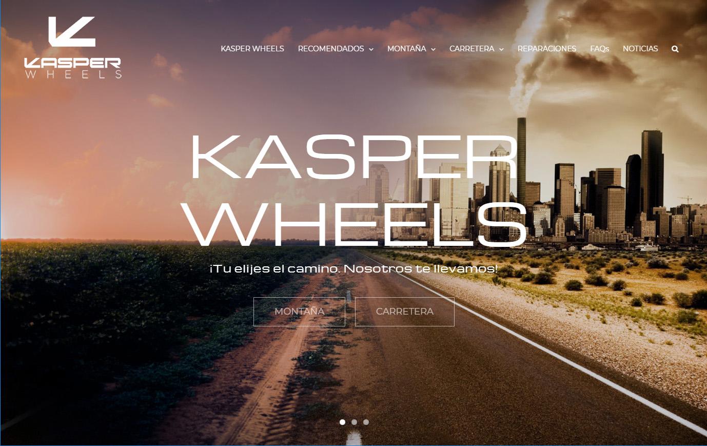 KASPER Wheels