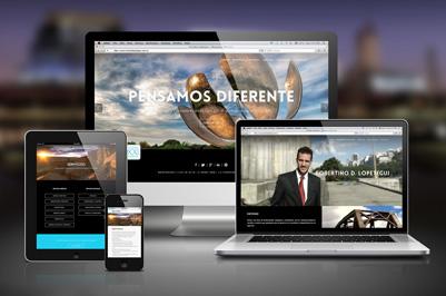 YIDOSA Websites: Desarrollo web