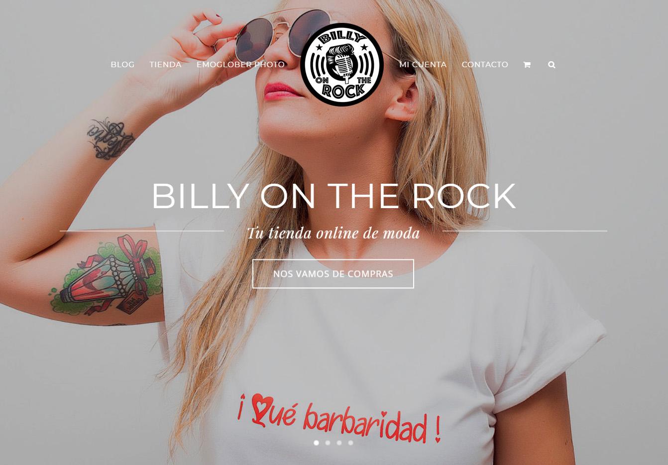 BillyOnTheRock